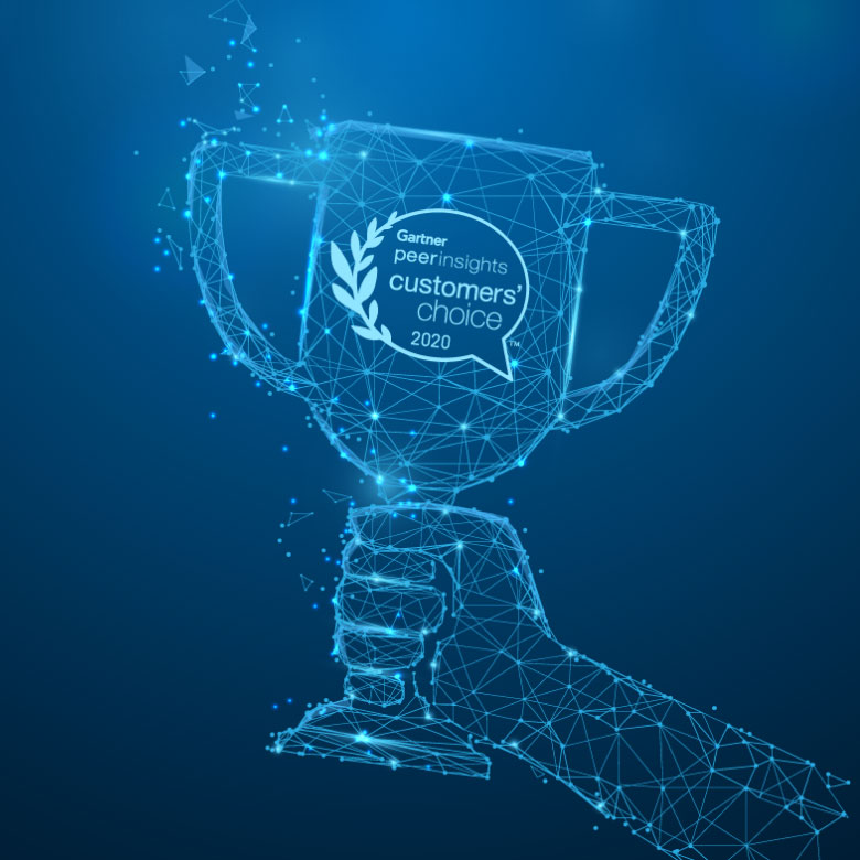 InterSystems nimetty Gartner Peer Insights Customers' Choice palkinnonsaajaksi